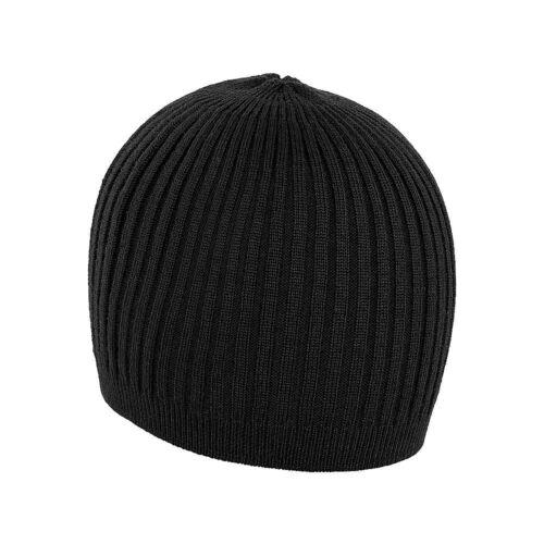 Herren Wintermütze WOLLE 100/% Beanie Mütze Hat Strickmütze JOE WOOL Loman