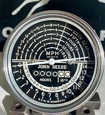 John Deere 80 820 830 840 Tachometer Original Ar1317r Tach Nice Rare Restored