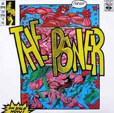 """SNAP! - The Power (12"""") (G-VG/G)"""