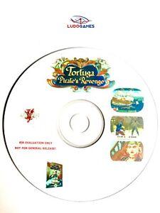 Tortue-Pirate-Revenge-Evaluation-Disque-Spa-PC-Retro-Scelle-Produit-Nouveau