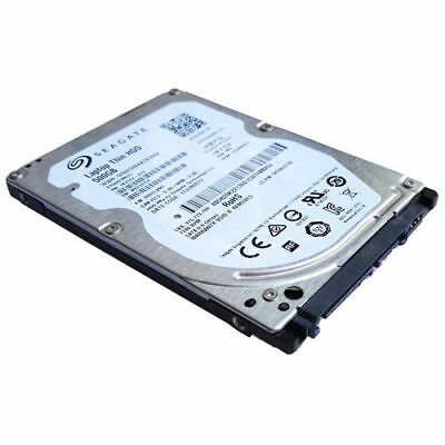 EXC 500GB Seagate 7200RPM 2.5 Thin SATA 6.0 Gbps Laptop Hard Drive ST500LM021