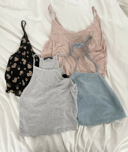 Brandy Melville Lot Of 4 Tank Tops One Size