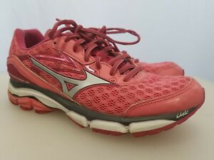 94005e3efb90 Image is loading Womens-Mizuno-Wave-Inspire-12-Training-Sneakers-Running-