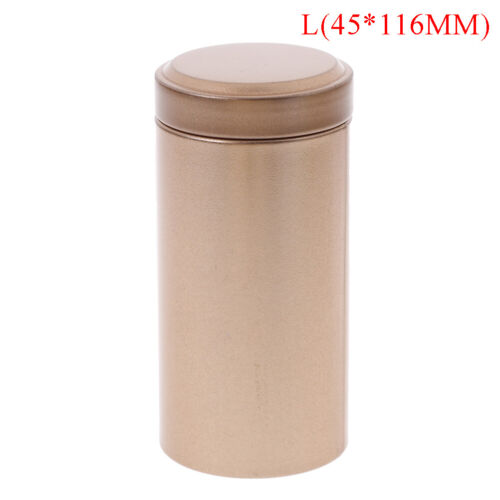 Airtight  smell proof container-new tinplate herb-stash-jar TE
