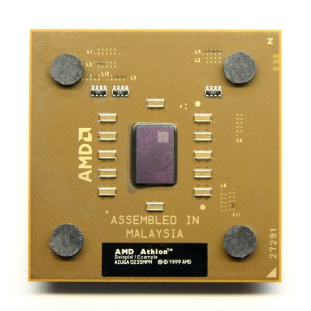 AMD Athlon XP 2200+ 1.80GHz/256KB/266MHz AXDA2200DKV3C Socket 462/Socket A CPU