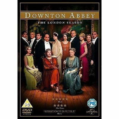 1 of 1 - DOWNTON ABBEY - LONDON SEASON (2013) NEW DVD