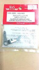 K&S Aluminum Seesaw Arm: Hirobo Sceadu Evolution KSJ1453