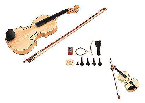Suzuki SVG-544 Handgefertigt Musical Instrumente Violine Set 4 4 von Japan