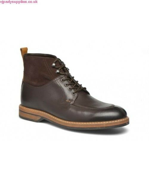 Clarks  Uomo Ut Burnished  Pitney Hi premium Burnished Ut lea  Smart & Stylish  UK 7,9,10 G 76e52e