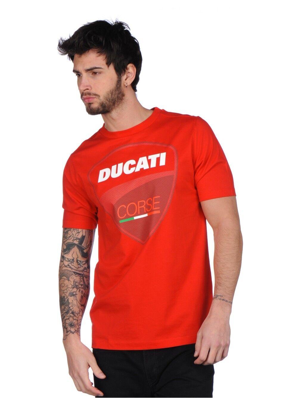 Official Ducati Corse Official Man's T'Shirt - 17 36001       Good Design    Marke    Vielfalt
