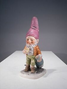 + # A001865_04 Goebel Archive Motif Co-boy Nain Dwarf Fritz Zecher 17-509 Dispositif De Sécurité-afficher Le Titre D'origine
