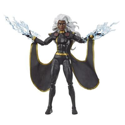 Marvel Legends Storm Black Outfit X-Men Action Figure 6-Inch Black Suit Retro