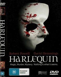 Harlequin-DVD-FREE-POST