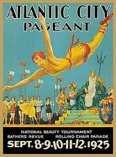 Arizona Apache Trail 1925 Southern Pacific Railroad Vintage Poster Print Art