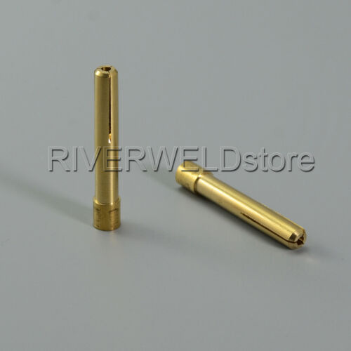 Consumibles Collares 2.0mm 10pc QQ150A para piezas de antorcha TIG Soldadura QQ150A