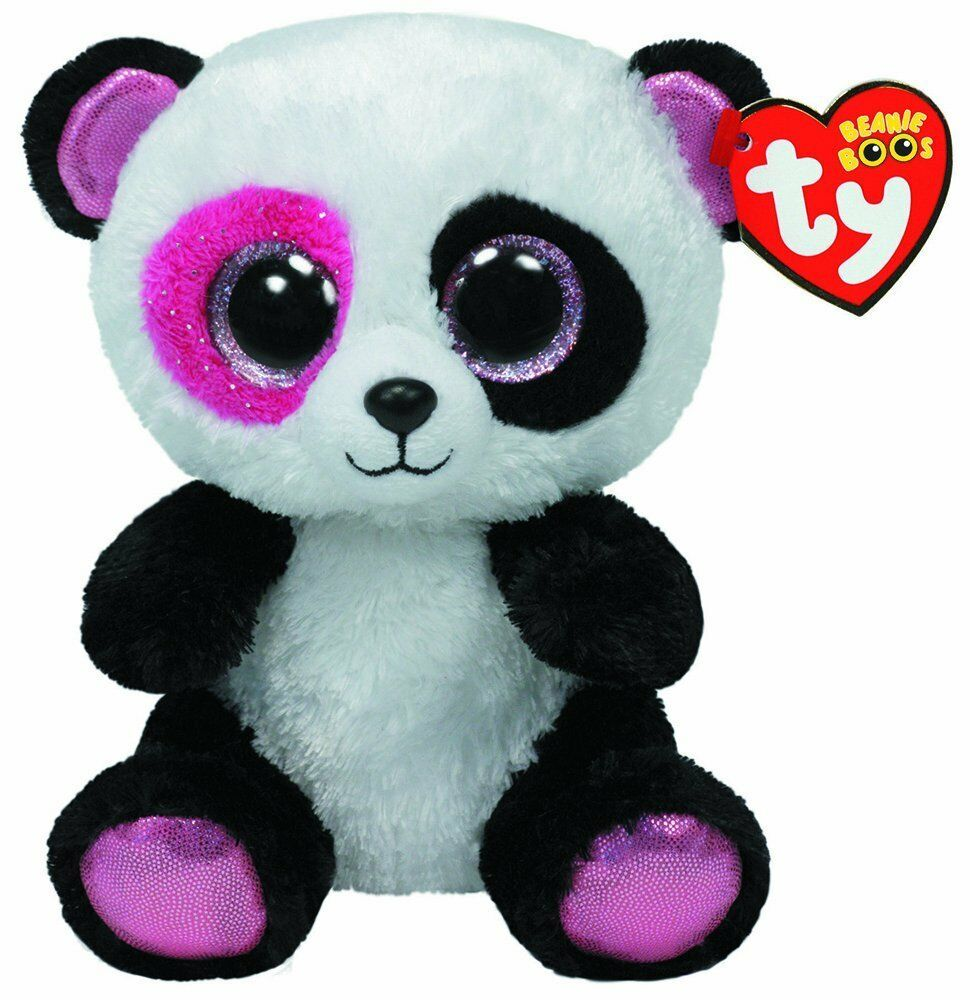 Ty Beanie Boos - Penny the Panda Exclusive