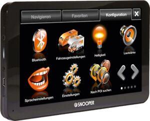 snooper ventura pro s8110 navigationssystem caravan. Black Bedroom Furniture Sets. Home Design Ideas