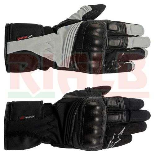 Guanti Moto Alpinestars VALPARAISO DRYSTAR Gloves Impermeabili e Traspiranti