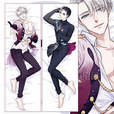 Anime YURI!!! on ICE Victor Nikiforov Body Pillow Cover Case (US Seller)