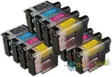 12 Cartucho de tinta LC900 Set para Brother Impresora MFC5840CN MFC620CN