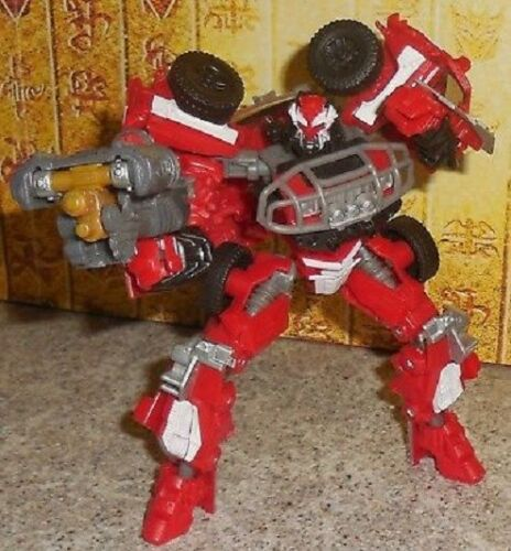 Transformers Dark of The Moon SPECIALIST RATCHET