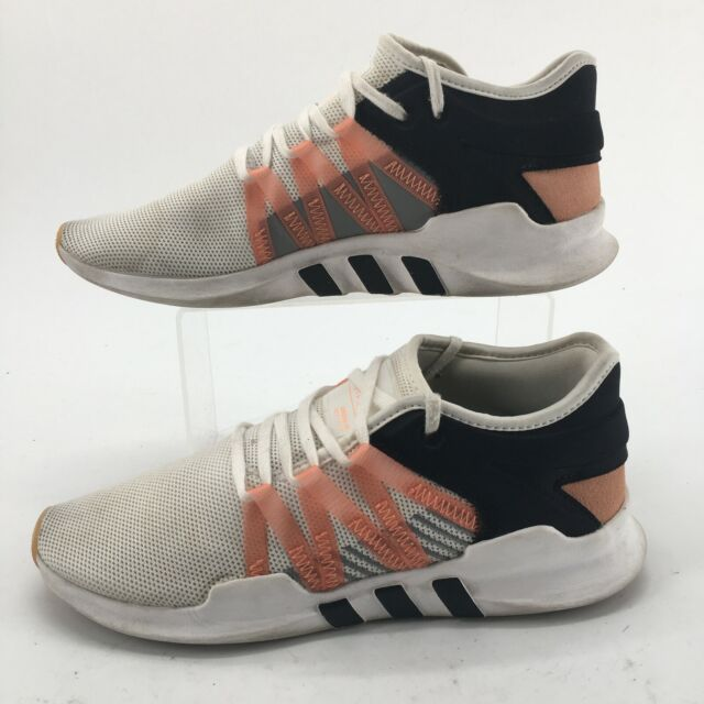 Size 8.5 - adidas EQT Racing ADV White Coral