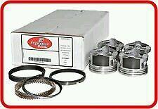 06-08 Ford Fusion/Milan 2.3L DOHC L4 16v Duratec  Dish-Top Piston & Rings
