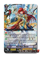 Cardfight Vanguard  x 1 Holy Mage, Alessia - G-BT10/013EN - RR Mint