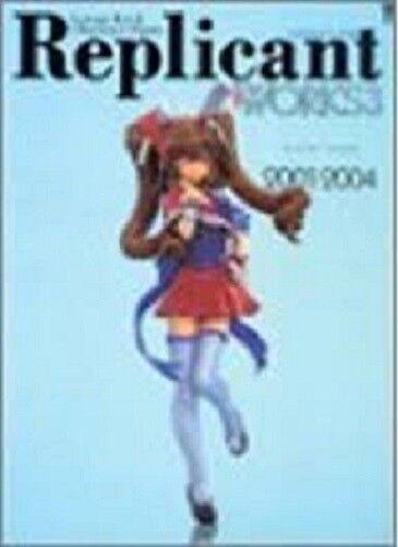 Replicant Works  3 Garage kit & character figure magazine 3/2004