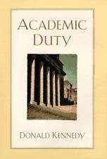 Academic Duty-ExLibrary