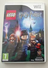 LEGO HARRY POTTER 1-4 YEARS WII PAL
