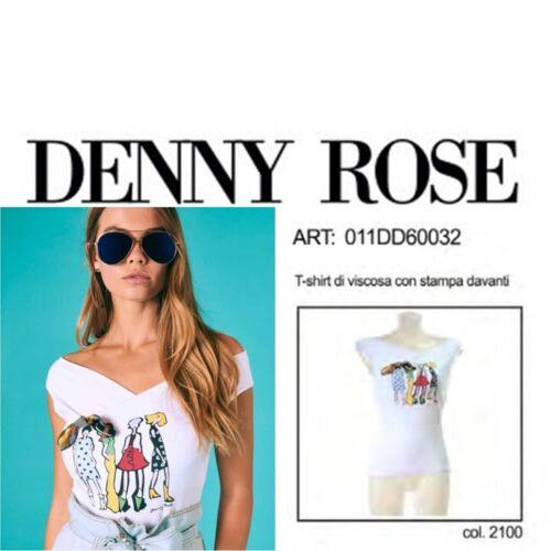 T-shirt  art 011DD60032 Donna Denny Rose  Primavera Estate 2020 DISPONIBILE