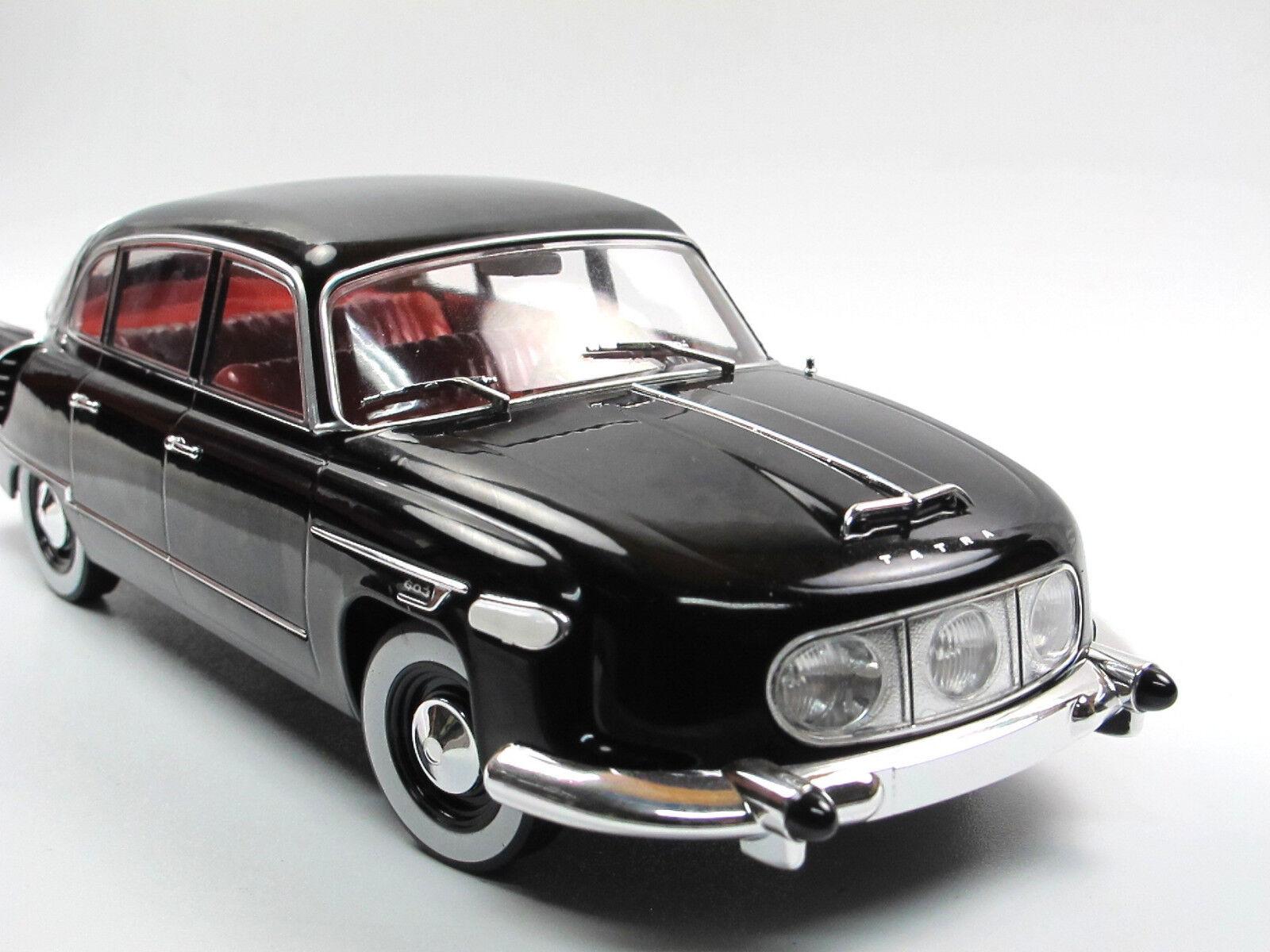FOXtoys-Tatra 603 1 - Année 1957-noir - 1 18 Limited Edition 500 pc.