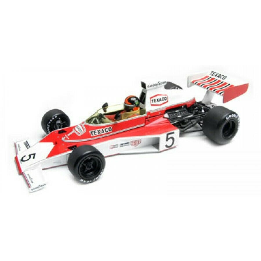 McLaren Ford m23 Emerson Fittipaldi f1 World Champion 1974 186740005 1 18 NUOVO
