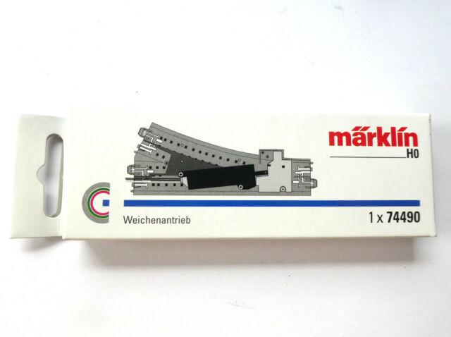 Märklin 74490 H0 Weichenantrieb für C-Gleis