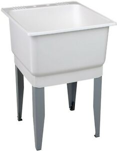 Outdoor Laundry Sink : ... > Sinks > See more Utility Sink Tub for Laundry Washing Kitchen 2