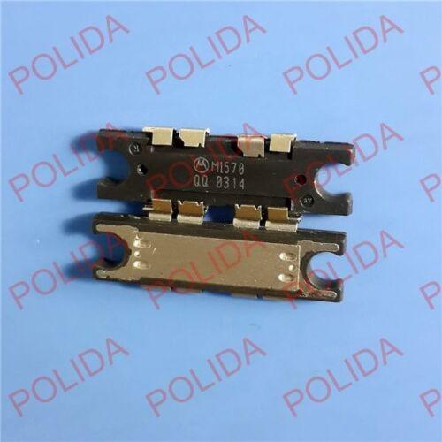1PCS HF//VHF//UHF TRANSISTOR MOTOROLA TO-272-8 MRF1570T1 MRF1570 M1570