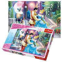 Trefl 200 Piece Kids Girls Disney Dancing Princess Castle Jigsaw Puzzle NEW