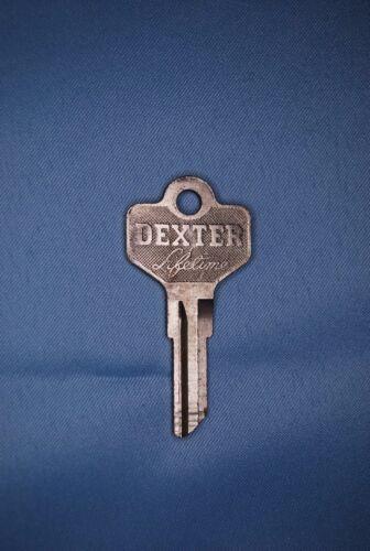 Original Dexter Lifetime #13 keyblank for Dexter locks same as Ilco D1098BM