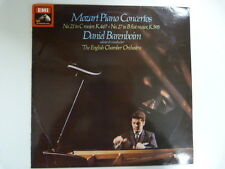 LP MOZART Piano Concertos Daniel Barenboim ASD 2465