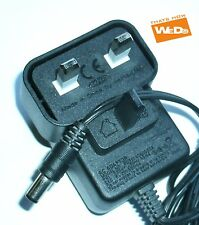 AC adadptor BD3514060030A 6V 300mA enchufe de Reino Unido