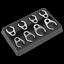 Hahnenfussschluessel-Set-1-2-Antrieb-20mm-21mm-22mm-23mm-24mm-27mm-30mm-32mm-crowsfeet Indexbild 1