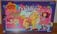 Groovy Girls Pet Show Game By Briarpatch
