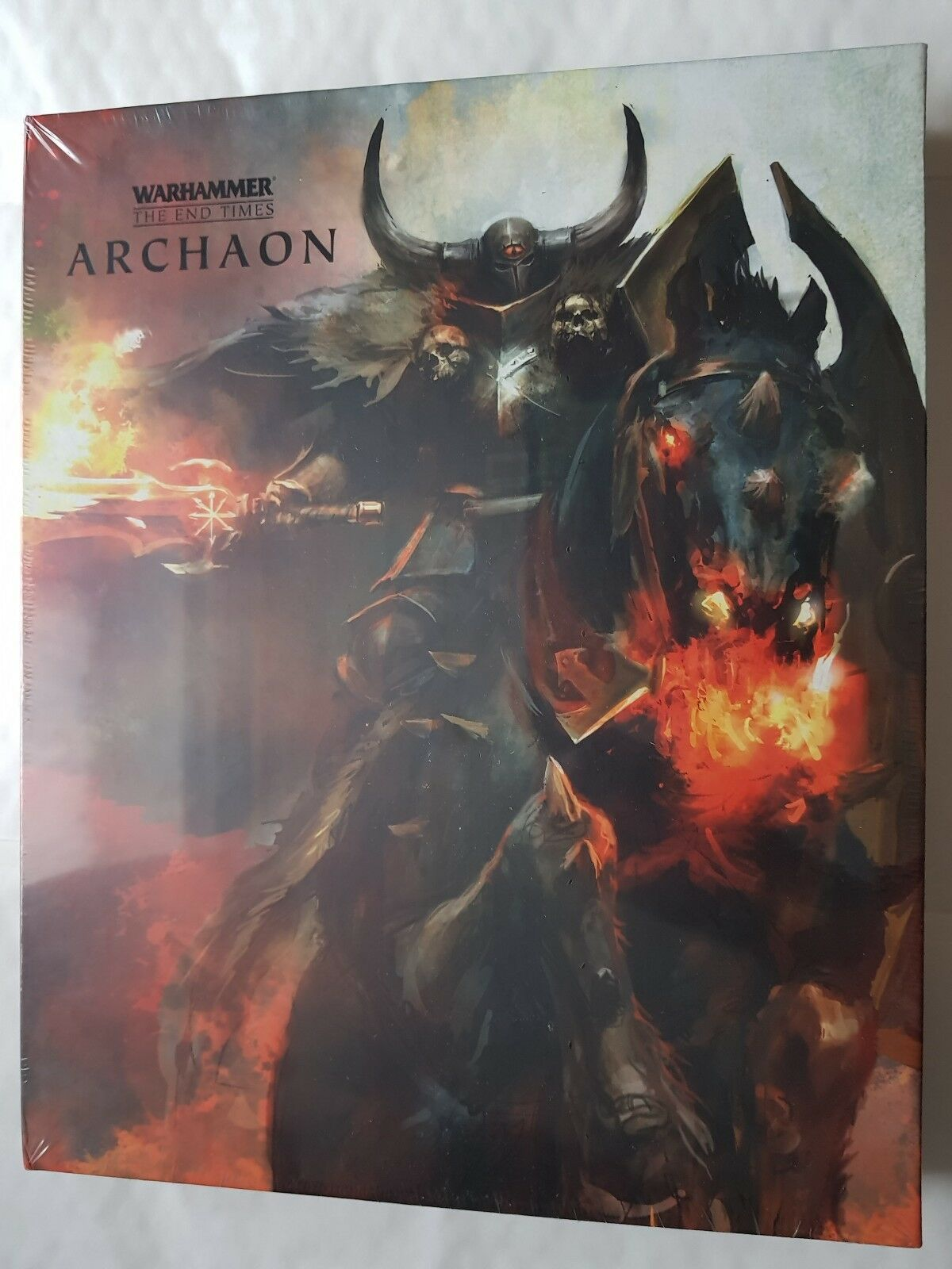 Warhammer End Times Book 5 - Archaon - Limited Edition