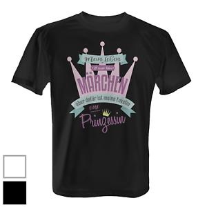 Enkelin Prinzessin Herren T Shirt Spruch Marchen Geburtstag Geschenk