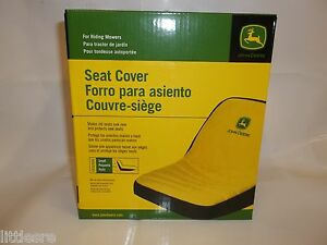 New John Deere Small Seat Cover For Seats With 11in Back
