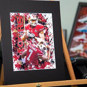 7620e28ee8d Image is loading San-Francisco-49ers-Colin-Kaepernick-7-American-Football-