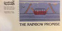 Creative Keepsakes Smocking Plate-the Rainbow Promise