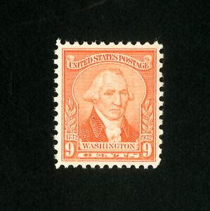 US-Stamps-714-Superb-OG-NH