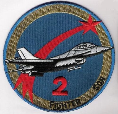 Fighting Falcon F-16 Fighter Patch Collections Fort Wayne F-16C Blacksnakes
